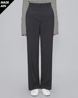 FRESH A formal long slacks (5 colors)