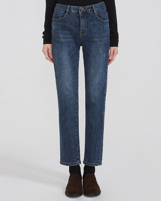 smart napping denim pants (s, m, l)