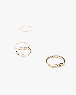 pickle ring set