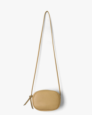 bound shoulder bag