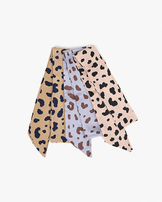 special leopard scarf