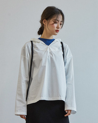 muse anorak blouse