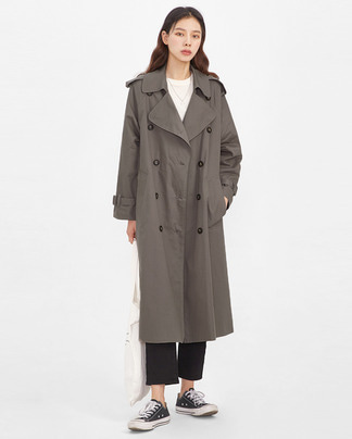 summit trench coat