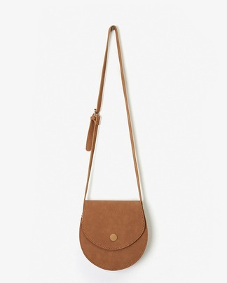 nice suede mini bag