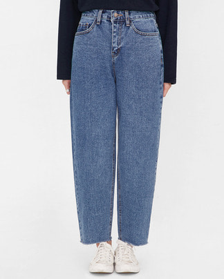 there vintage mood denim pants (s, m, l)