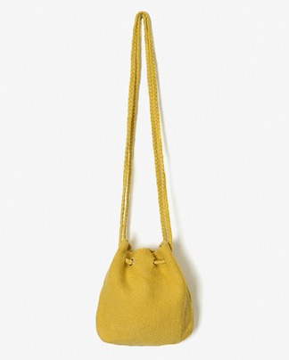 dainty knit sholder bag
