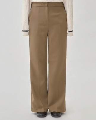 more semi boots cut slacks (s, m)