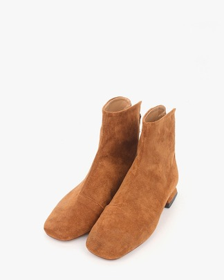 unique color suede ankle boots (230-250)