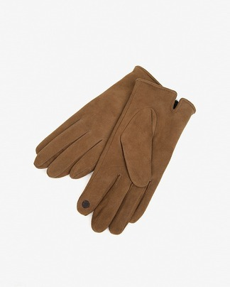 sweet suede gloves