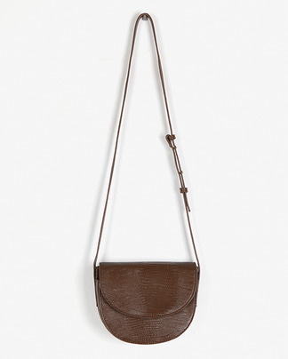 half moon shape mini bag