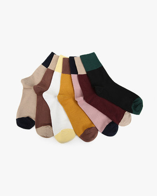 patato coloration socks