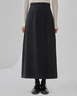 village long skirt (s, m)