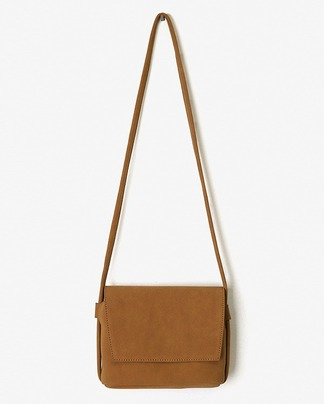 suede square bag
