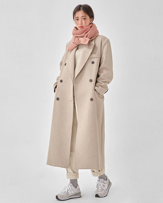 prorsum double long coat