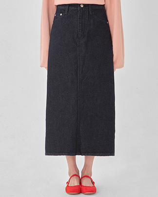 mook long skirt (s, m)