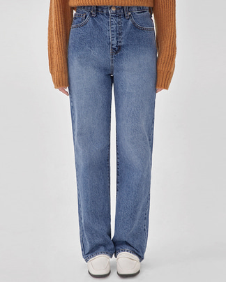 west long denim pants (s, m, l)