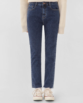 cousin straight denim pants (s, m, l)